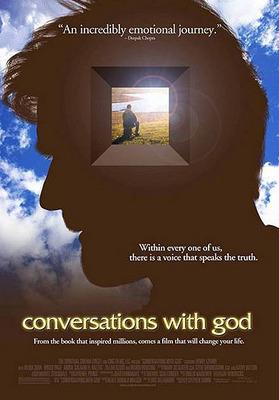 Conversations avec Dieu affiche